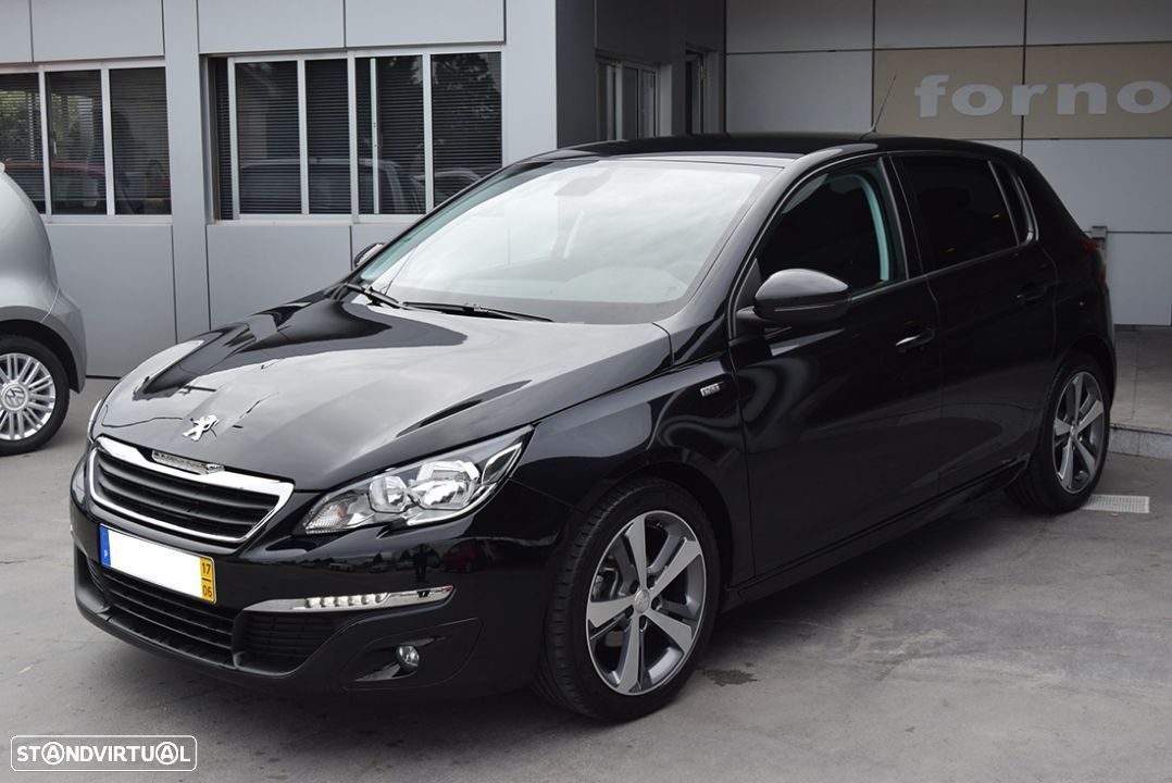 Peugeot 308 1.6 HDI STYLE PACK SPORT - 1