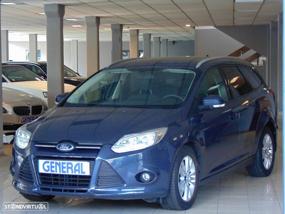 Ford Focus SW 1.6TDCi Trend - 1