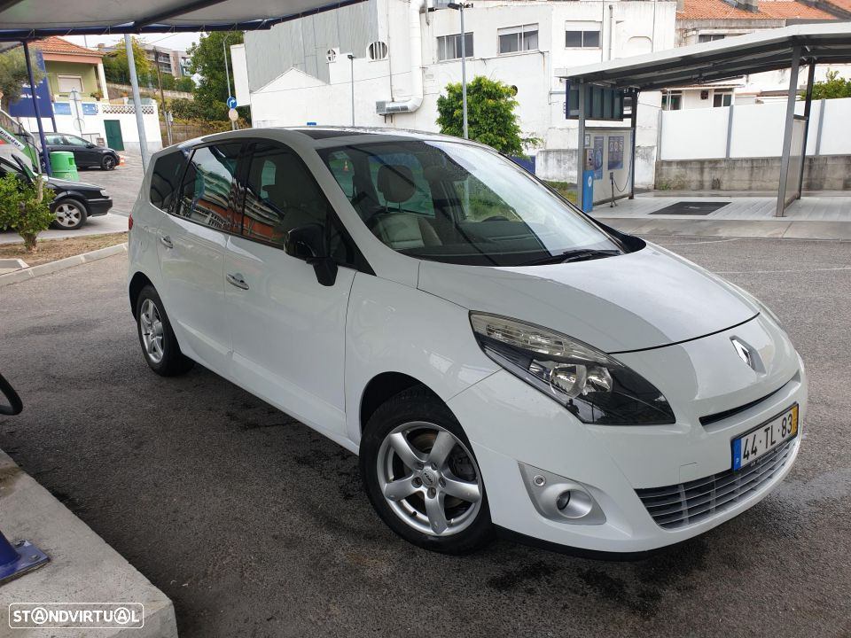 Renault Grand Scénic 16 dci Bose Edition - 5