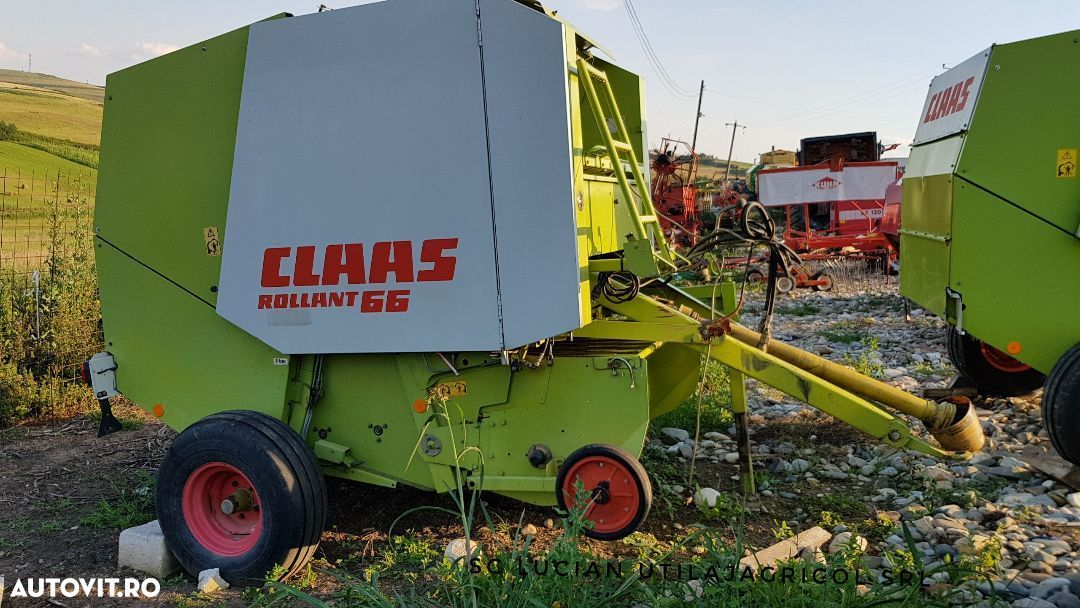 Claas Rollant 66 - 1
