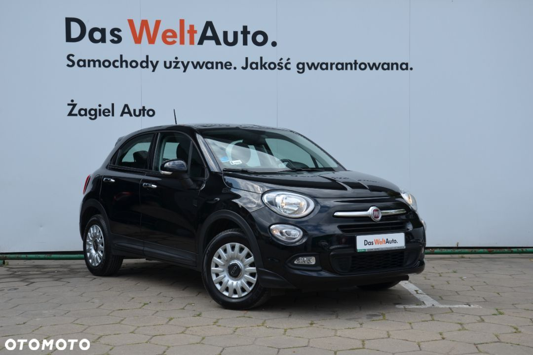 Fiat 500X City Look, 1,6 E TorQ 110 KM, Pop - 1