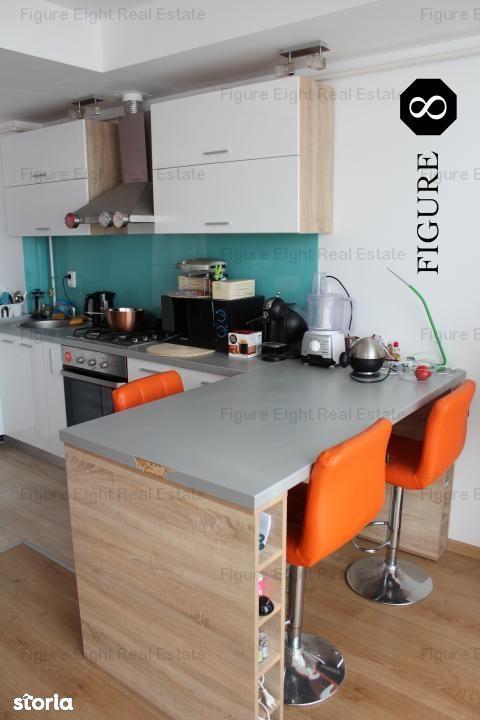 Apartament de inchiriat, Ilfov (judet), Strada Europa - Foto 3