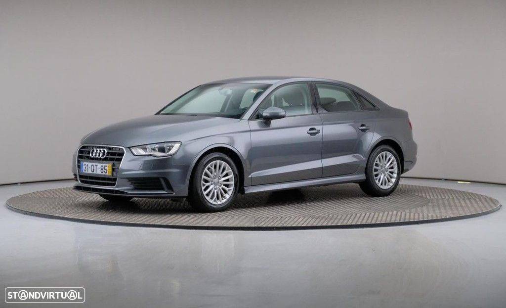 Audi A3 1.6 TDi B.Line Attraction Ultra, 1.6 TDi Business Line Attraction Ultra - 1