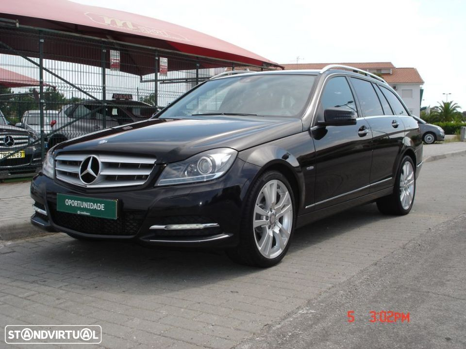 Mercedes-Benz C 300 CDi Avantgarde BE 4-matic - 4