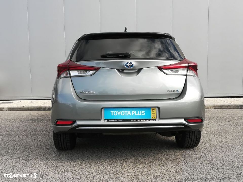 Toyota Auris HB 1.8 Hybrid SQUARE Collection - 19