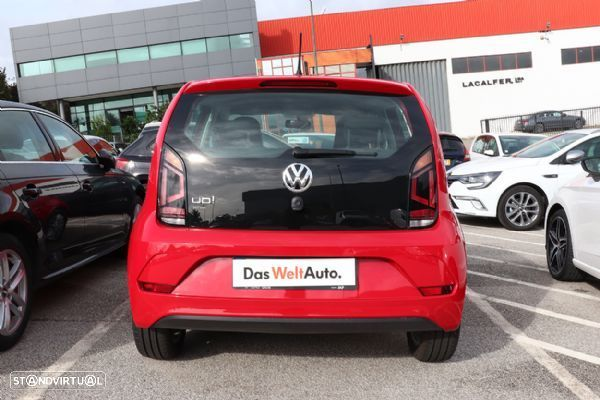 VW Up 1.0 bmt move ! - 4
