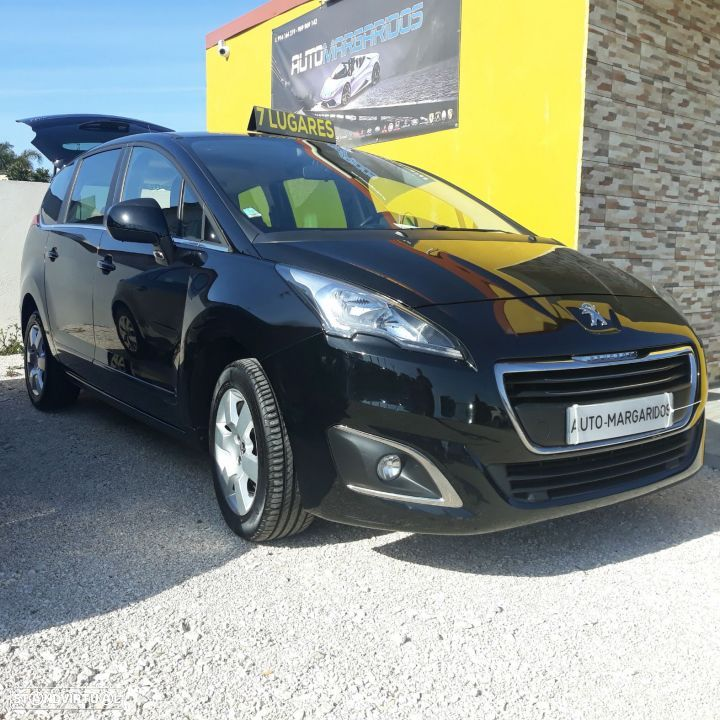Peugeot 5008 7 lugares - 1