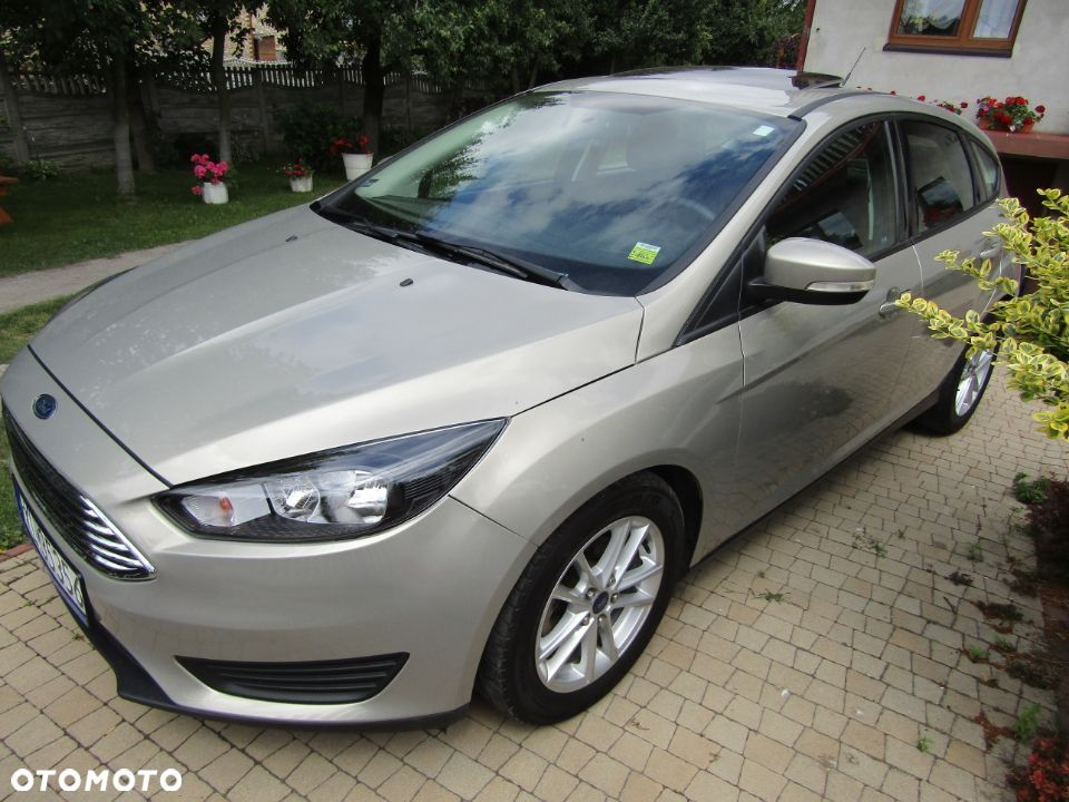 Ford Focus Ford Focus MK3 LIFT 2015R 2.0 Benzyna 129817km Szyberd FV23% HATCHBACK - 13