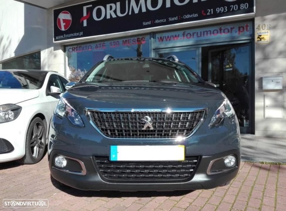 Peugeot 2008 Style 1.2 PureTech c/ Pack Visibilidade - 11