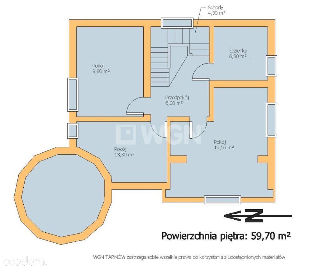 Dom na sprzedaż, Ciężkowice, tarnowski, małopolskie - Foto 12