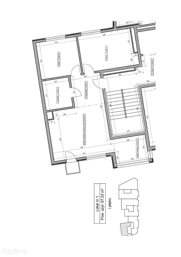 Mieszkanie na sprzedaż, Grudziądz, kujawsko-pomorskie - Foto 2