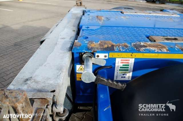 Wielton Semitrailer Container chassis - 15