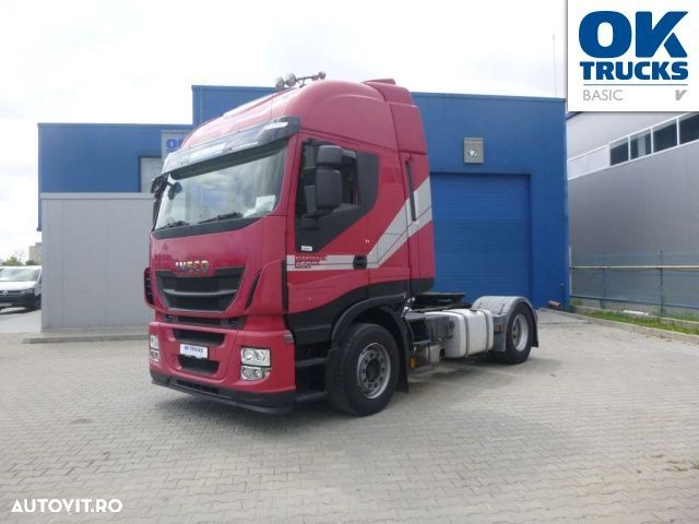 Iveco Stralis  AS440S46TPE - 1