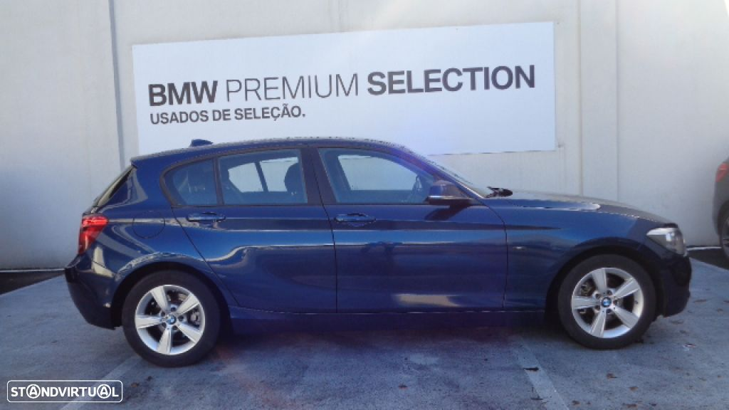 BMW 116 d EfficientDynamics Line Sport - 4