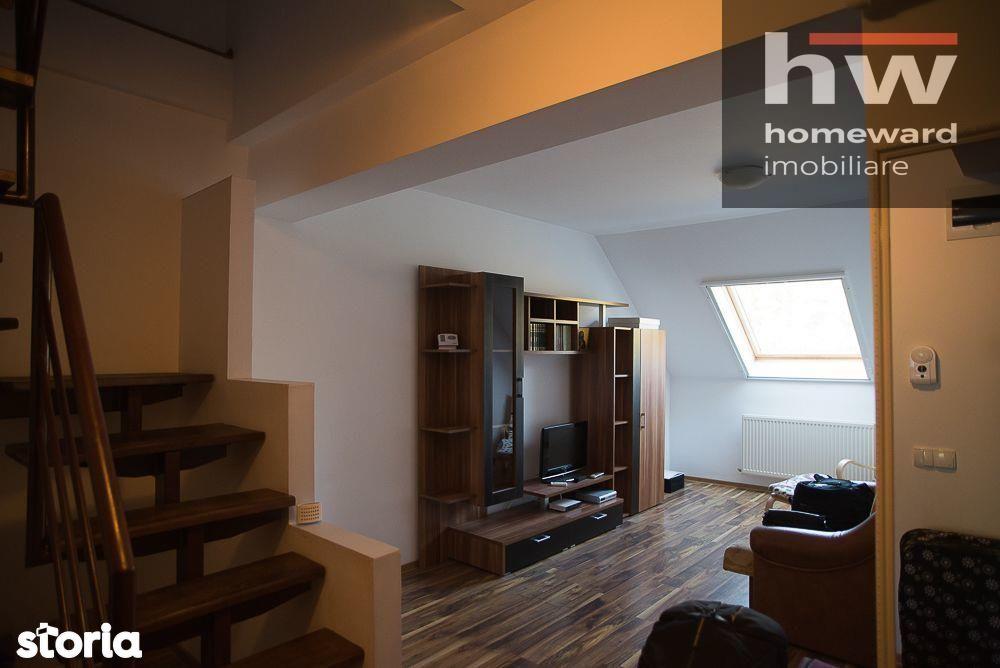 Apartament de inchiriat, Cluj (judet), Strada Edgar Quinet - Foto 1
