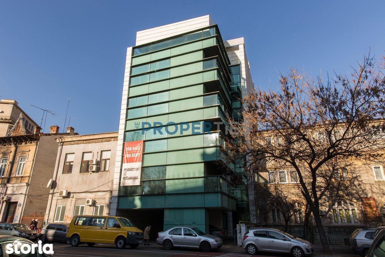 Birou de vanzare, București (judet), Strada Henri Mathias Berthelot - Foto 1