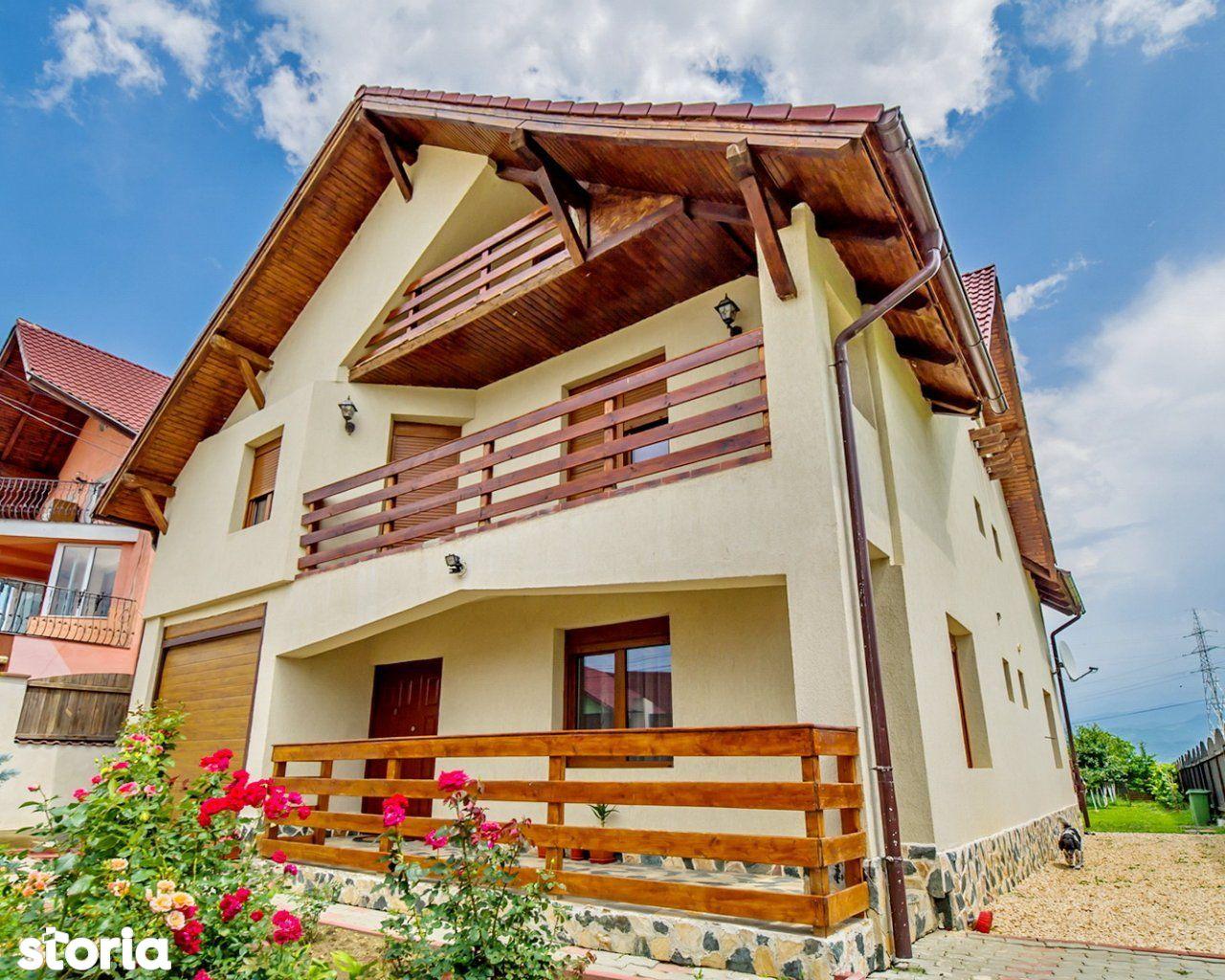 Casa de vanzare, Brașov (judet), Vulcan - Foto 18