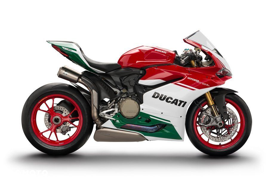 Ducati  Panigale 1299 Final Edition - 2