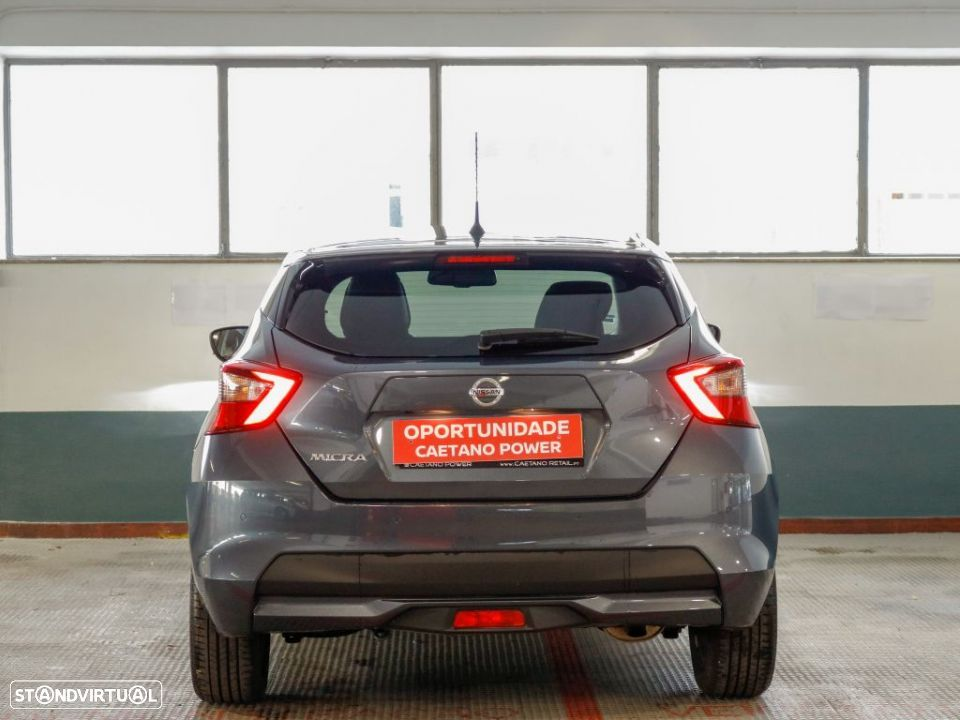 Nissan Micra 1.5dCi 66 kW (90 CV) S&N-Connecta - 17