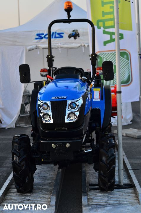 Solis Tractor 26 CP 4WD Facelift - 9
