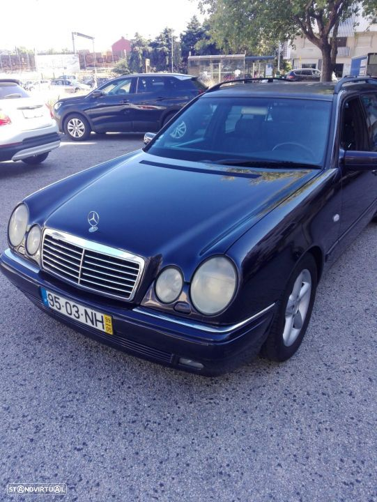 Mercedes-Benz E 250 7 lugares turbo diesel - 2