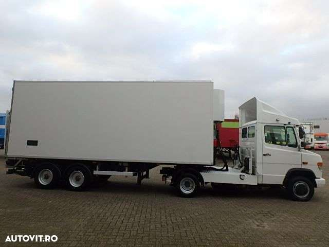 Mercedes-Benz Vario 619 D + Trailor + Cooling - 6