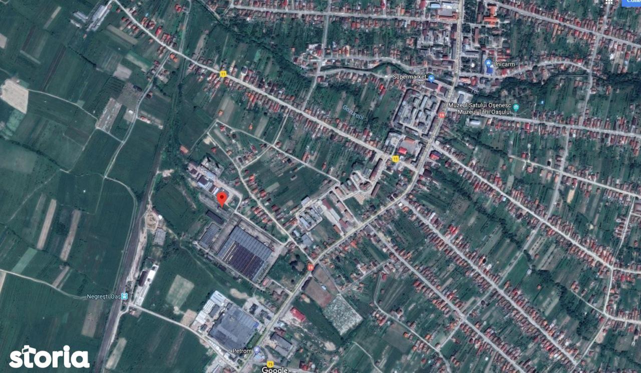 Teren de Vanzare, Satu Mare (judet), Negreşti-Oaş - Foto 2