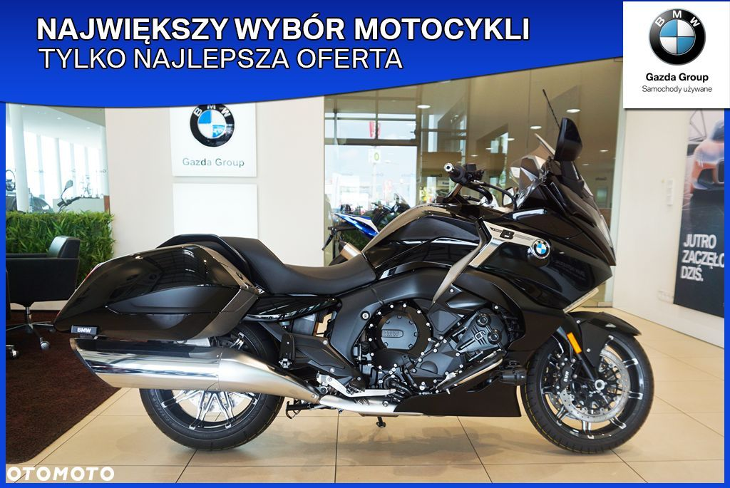 BMW K 1600 B Manager Bike 2018 - 1