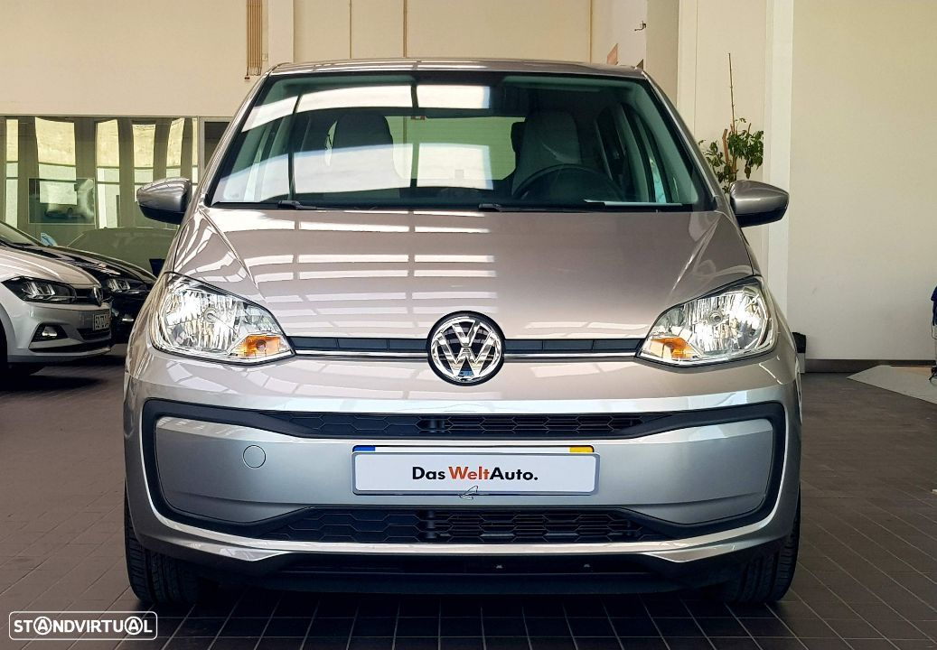 VW Up UP MOVE ! - 3