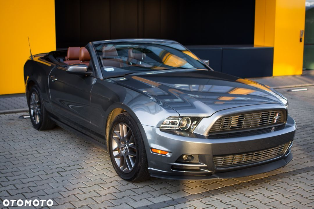 Ford Mustang Ford Mustang Club of America, Premium, skóry Cabrio Convertible - 12