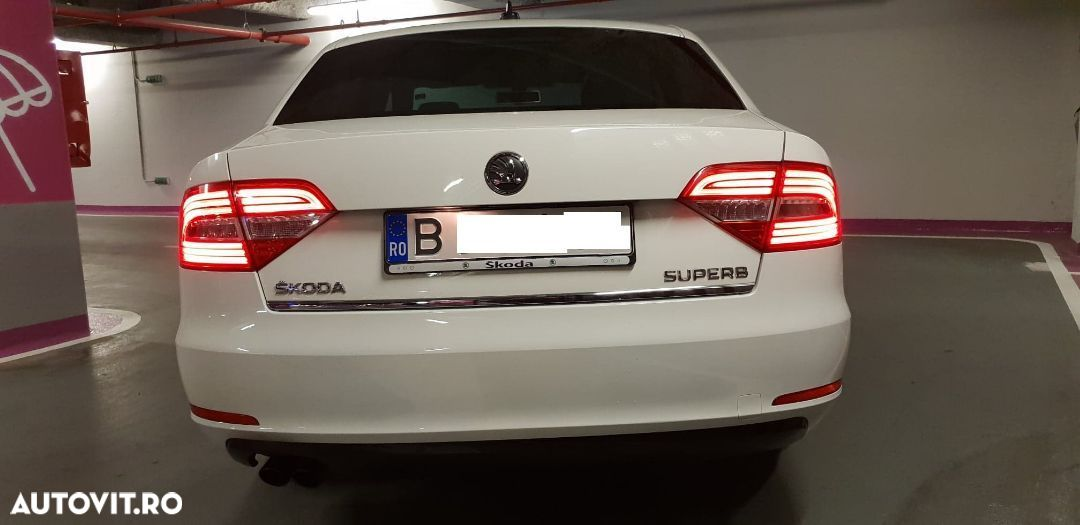 Škoda Superb - 12