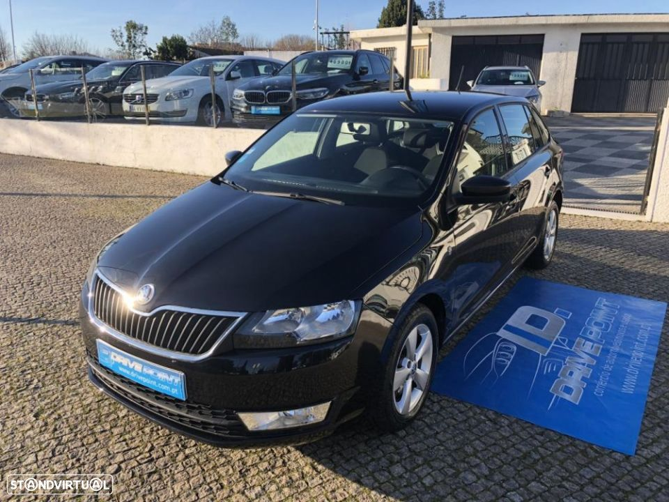 Skoda Rapid Spaceback 1.6 TDi Ambition - 1