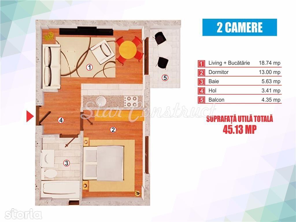 Apartament de vanzare, Bucuresti, Sectorul 4, Piata Sudului - Foto 5