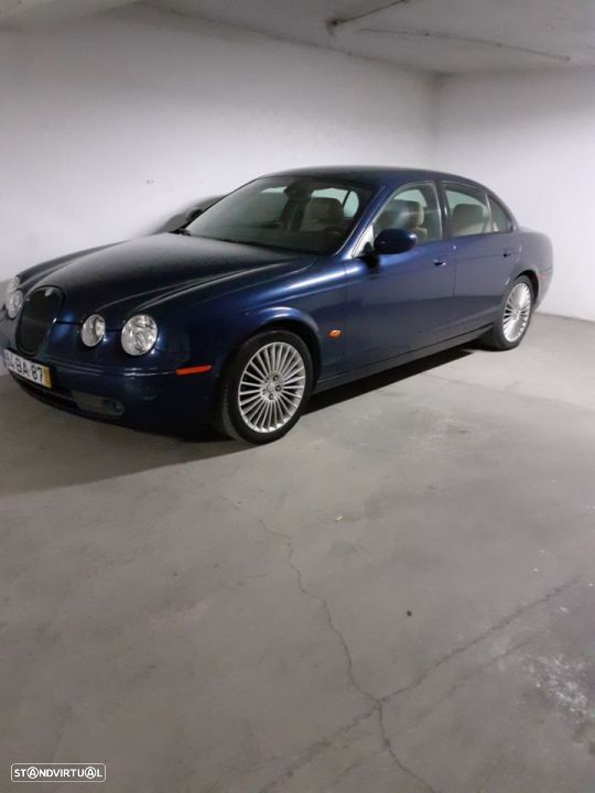 Jaguar S-Type 2.7D - 3