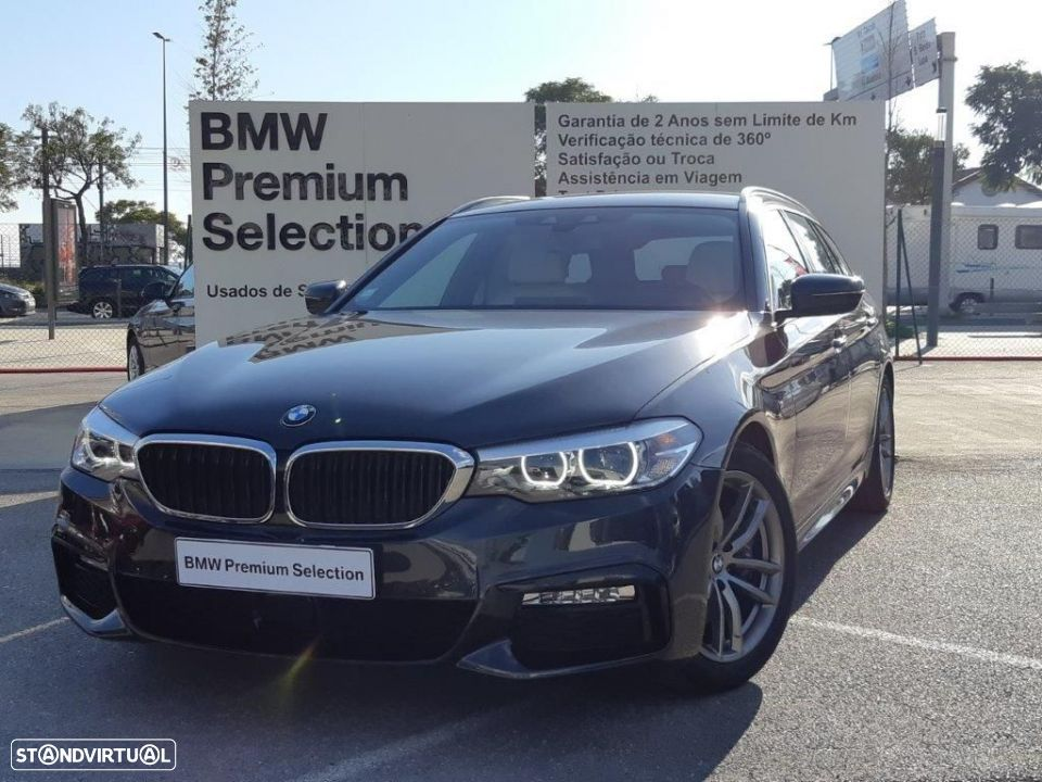 BMW 530 d Touring Auto Pack M - 1