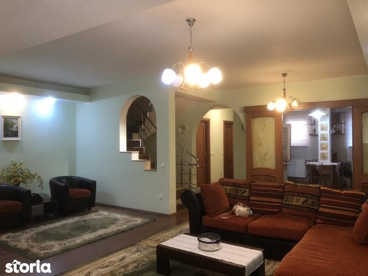 Casa de inchiriat, București (judet), Strada Giuseppe Verdi - Foto 2