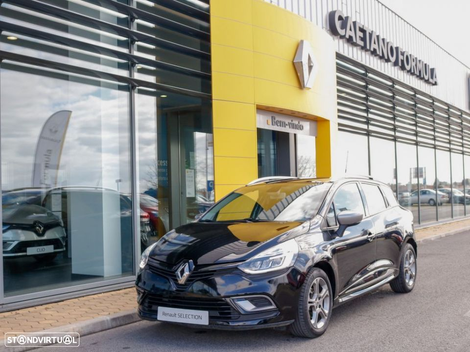 Renault Clio 0.9 Energy TCe 90 GT Line - 1