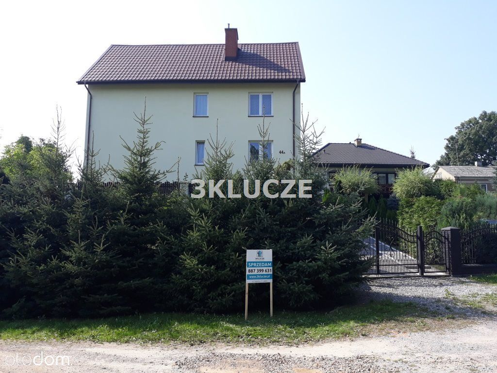 Dom na sprzedaż, Wojciechów, lubelski, lubelskie - Foto 1