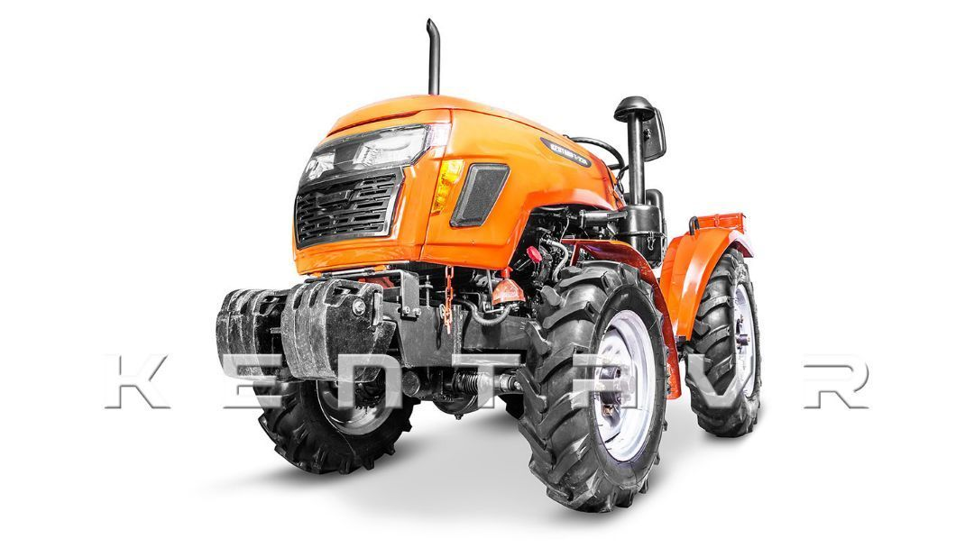 Tractor Kentavr T-224, 24CP, 4x4WD - 10