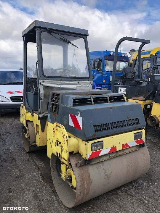 Bomag BW 120AD-3  Walec tandemowy - 1