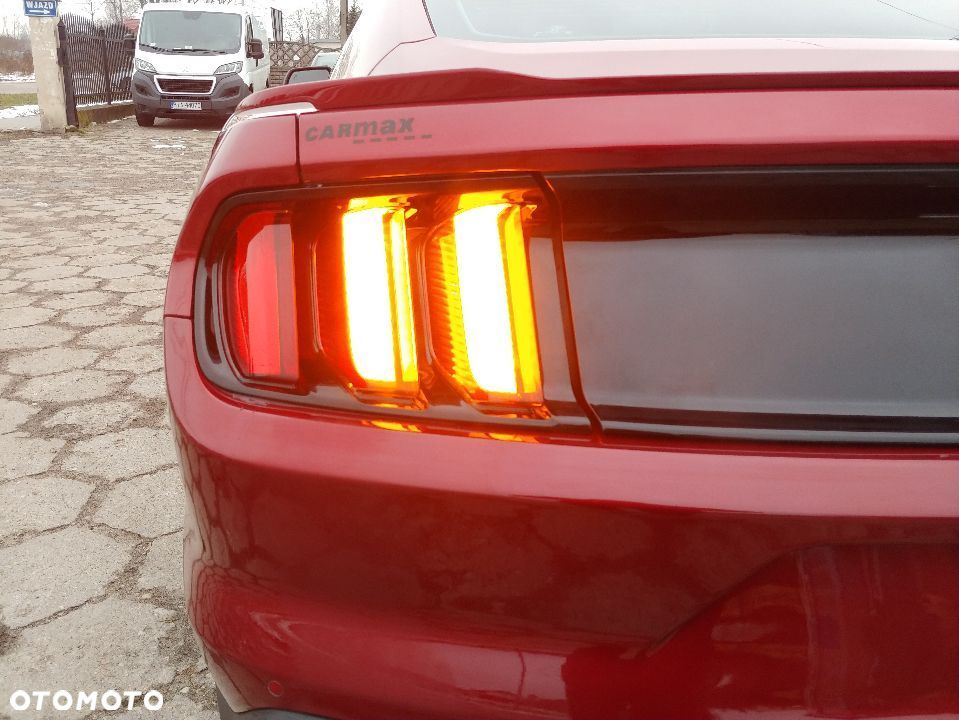 Ford Mustang V8 5.0 GT 2015 Automat - 1
