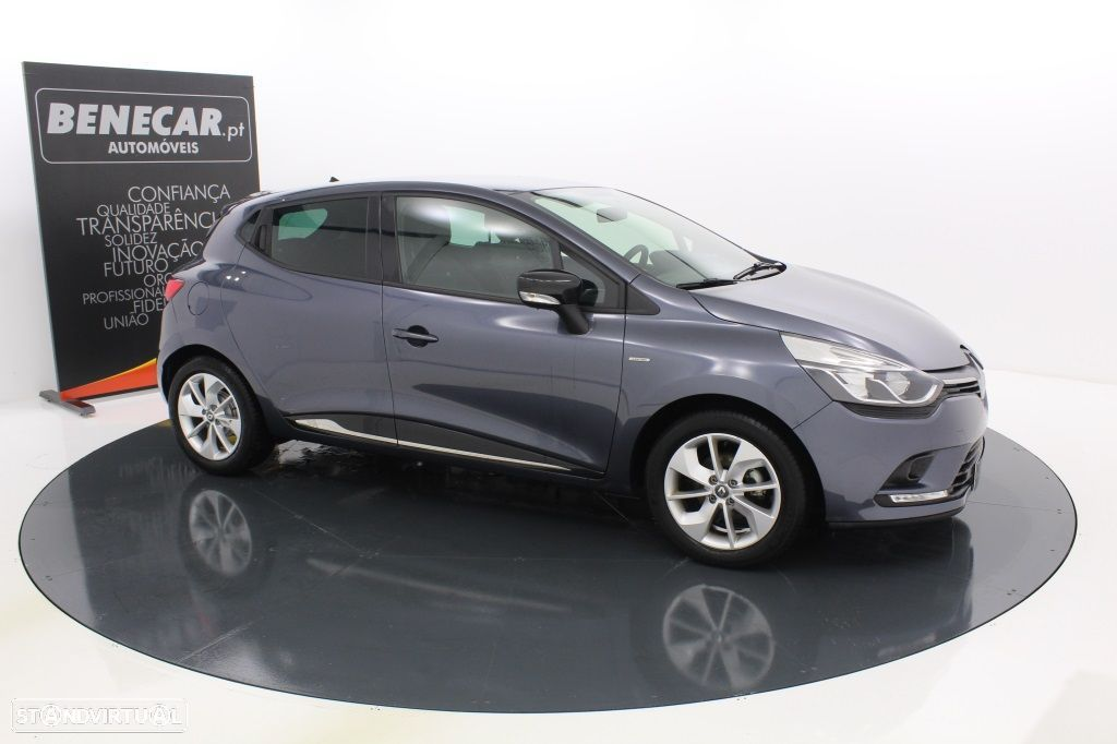 Renault Clio tCe Limited Edition 90cv S/S - 10