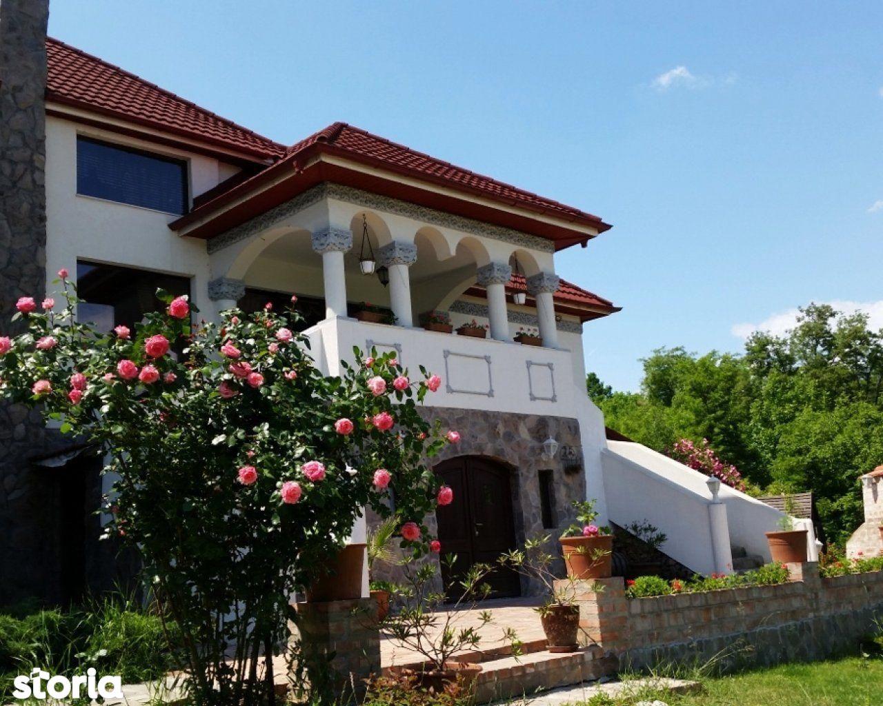 Casa de vanzare, Vâlcea (judet), Strada Dealul Malului - Foto 1