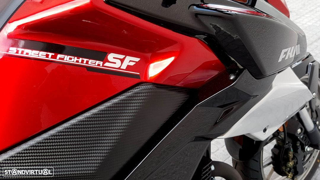 FK Motors Street Fighter 125 - 10