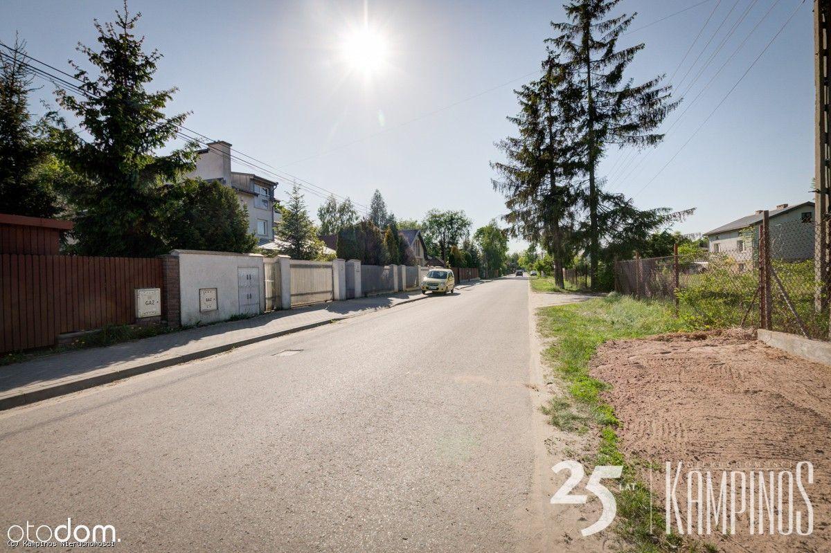 Działka na sprzedaż, Hornówek, warszawski zachodni, mazowieckie - Foto 1