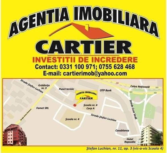 Agentia Imobiliara Cartier