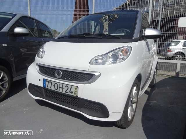 Smart ForTwo (0.8 cdi Passion 54 Softouch) - 1