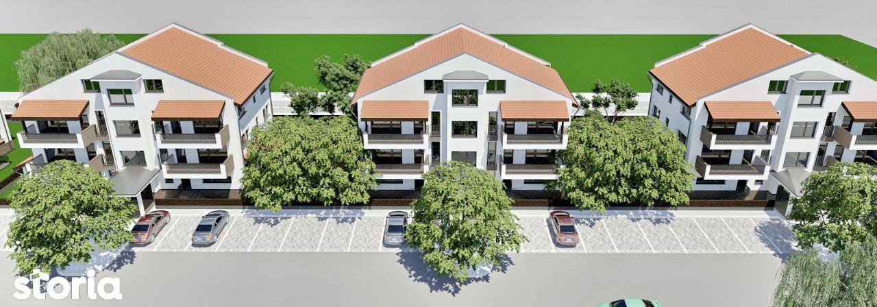 Apartament de vanzare, Brașov (judet), Sânpetru - Foto 1015