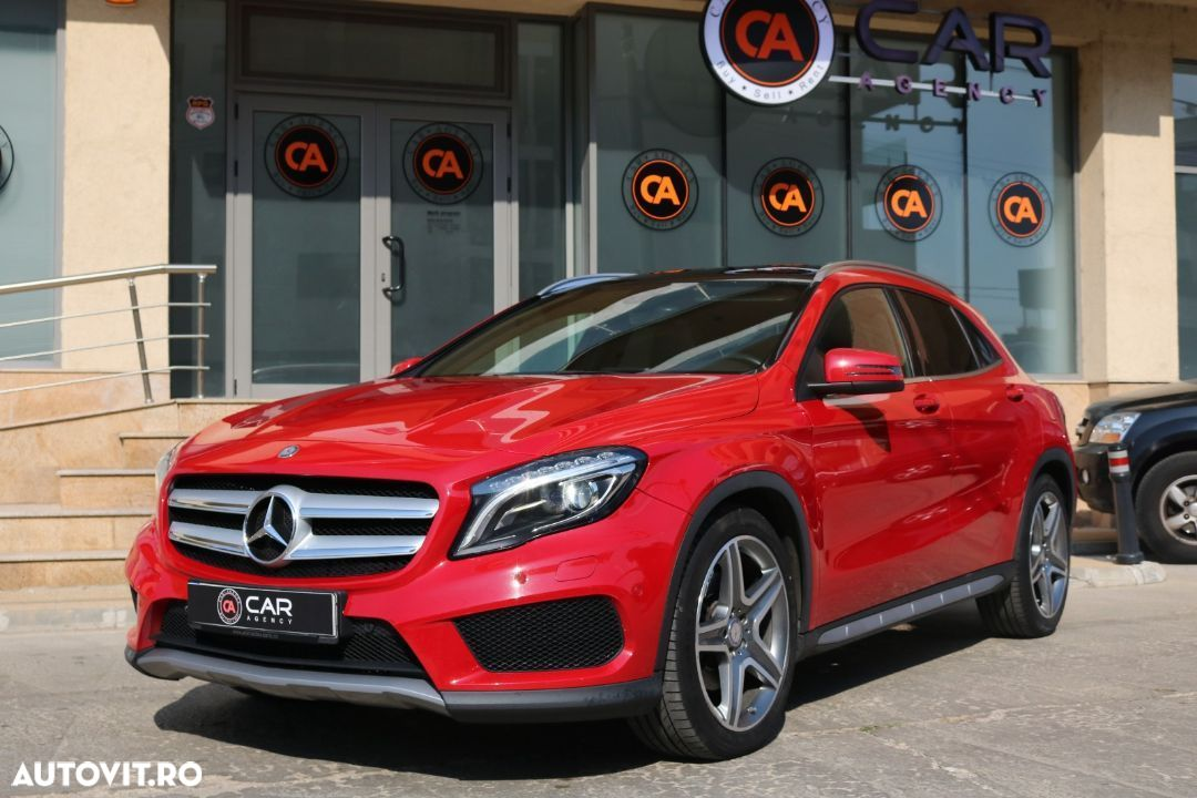 Mercedes-Benz GLA 220 - 18