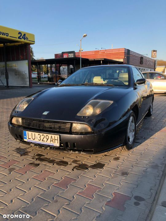 Fiat Coupe - 1